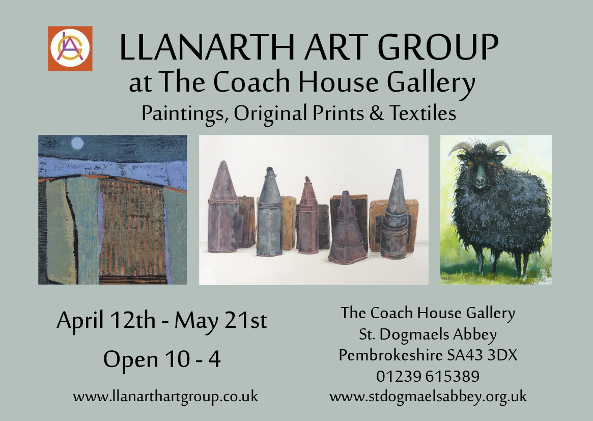 Llanarth Art Group 2017